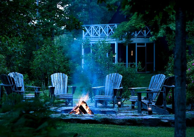 Backyard Design Ideas. This is how you want to relax in your backyard. #Backyard