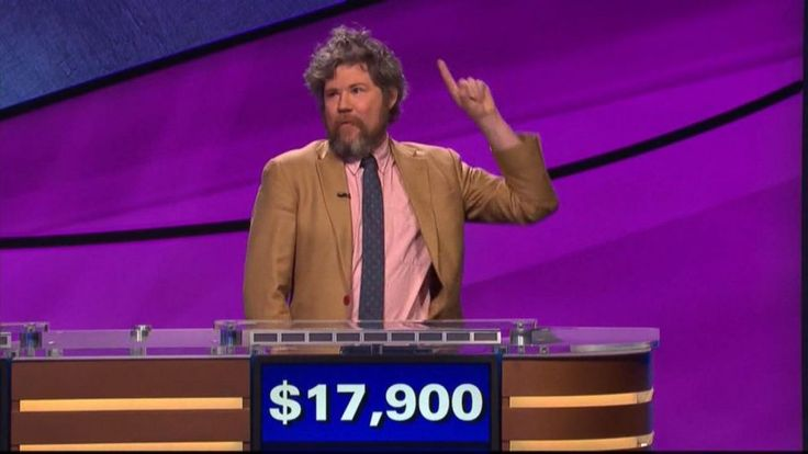 """Transcript for  Viral 'Jeopardy' winner describes his success  Back now with our big board. The music kind of tells it all, right? The new """"Jeopardy"""" champ everybody is talking about, Austin Rogers winning seven days in a row so far. This man has earned more than... - #Describes, #Jeopardy, #Success, #TopStories, #Video, #Viral, #Winner"""