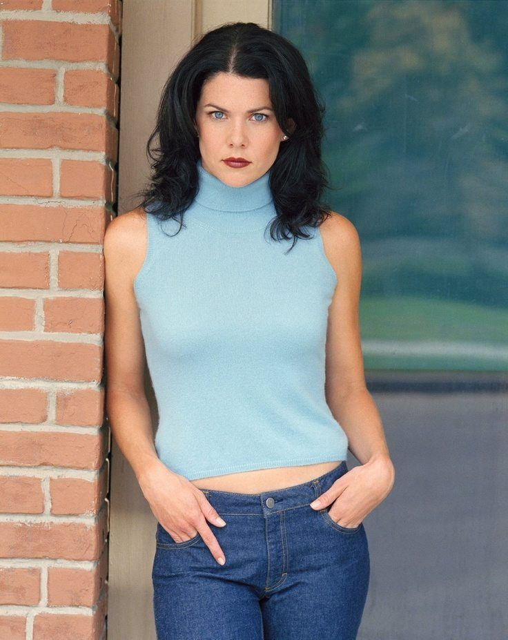 Young Lauren Graham