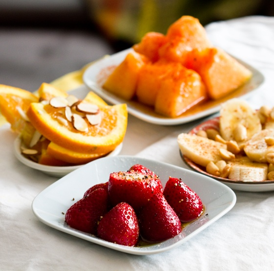 Fruit Tapas