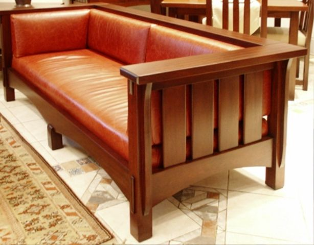 Wood Sofa Designs Ideas