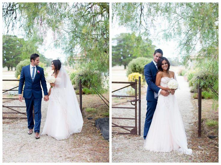 Shari and Evan's Werribee Mansion Wedding at the Pavilion #wedding #werribee #mansion #melbourne  Photographer: Lizzy C Photography