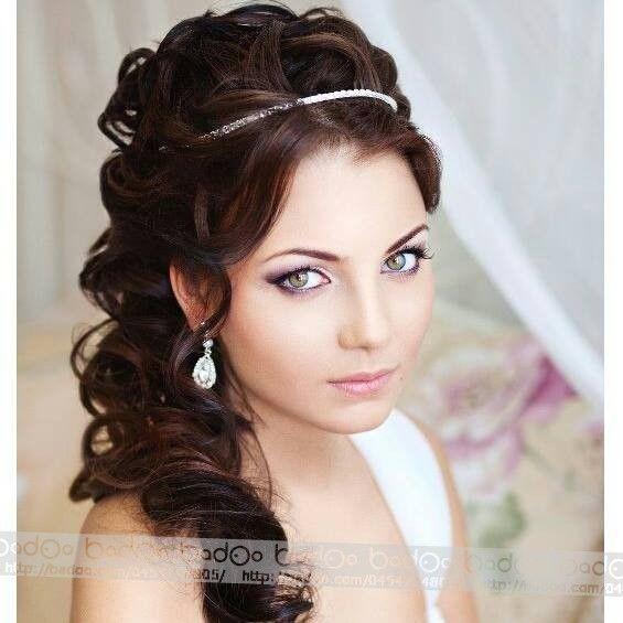 Image result for прическа для невесты хвост из локонов греческий