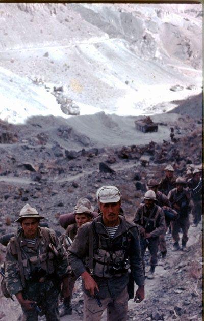 Сергей Кожуховский. Афганистан (34 фото)
