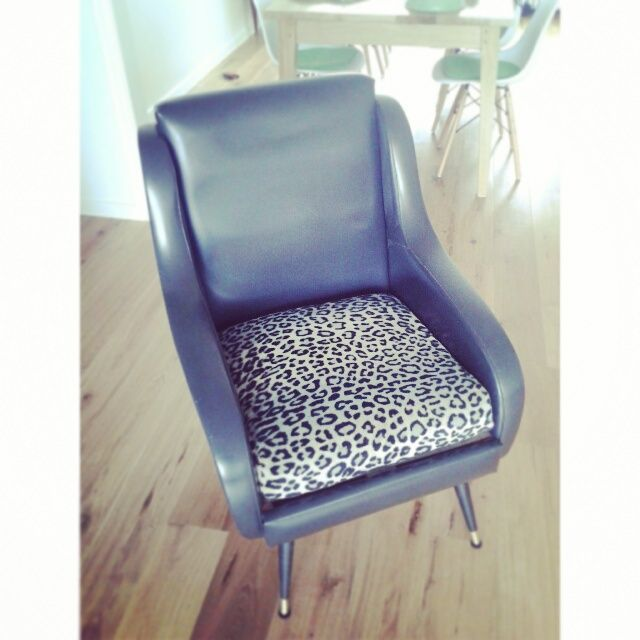 Retro chair - found on Tweedehands.be!