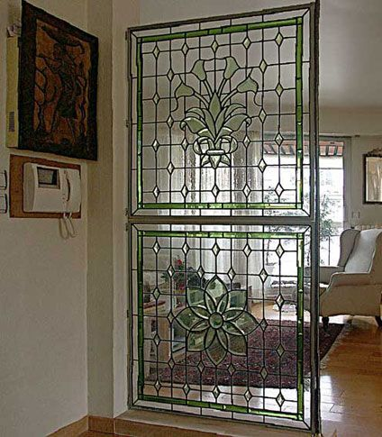 29 best glas in lood images on pinterest stained glass windows stained glass panels and old. Black Bedroom Furniture Sets. Home Design Ideas
