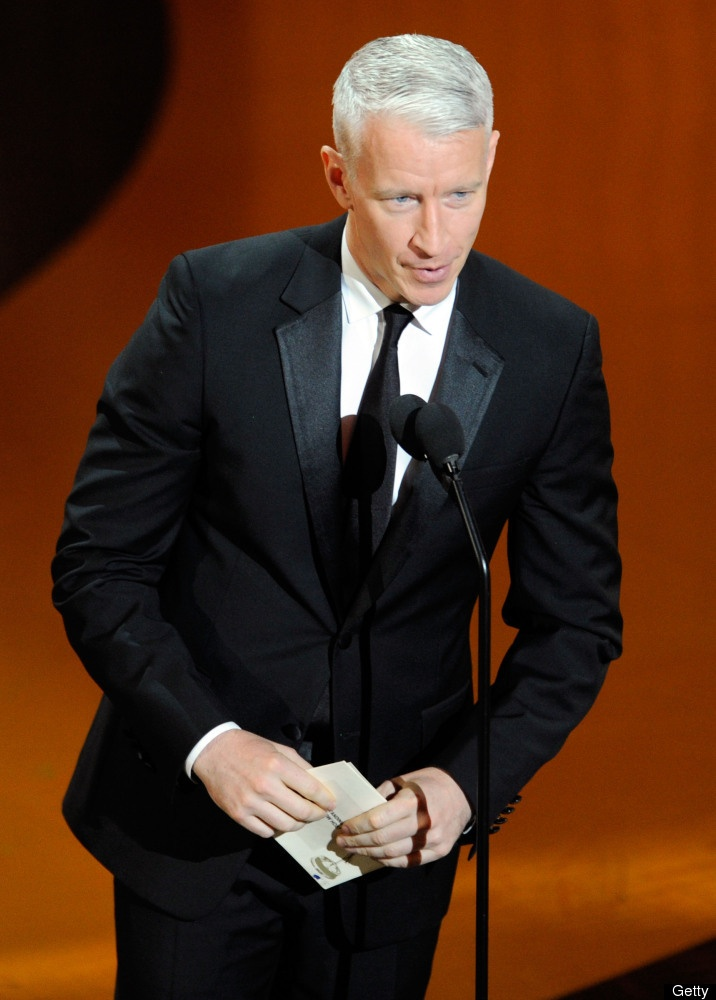 Anderson Cooper About Town