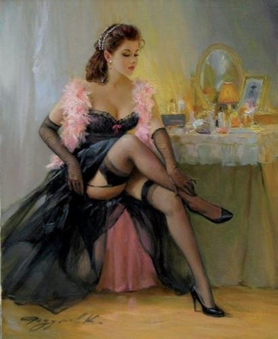 Populaire 264 best Peintre Konstantin Razumov images on Pinterest | Painting  SP83