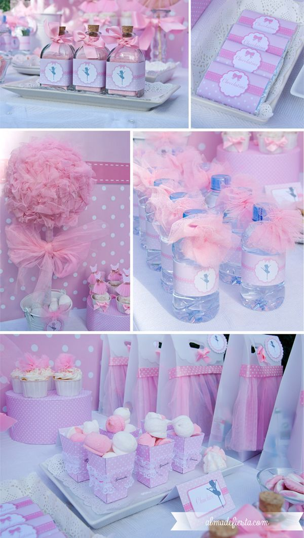 ideas babyshower nina baby bebes decoracion