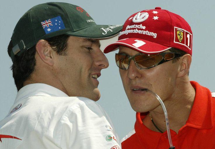 """Adiós a Mark Webber: """"Me gusta que hombres de verdad piloten mis coches"""""""