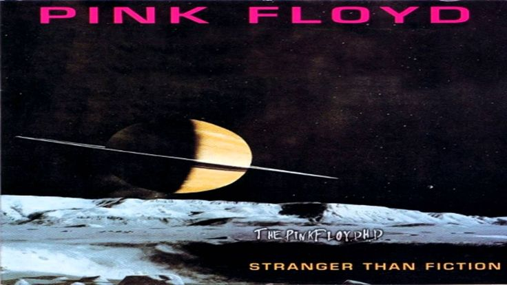 Pink Floyd: Stranger Than Fiction [Full Album] HD