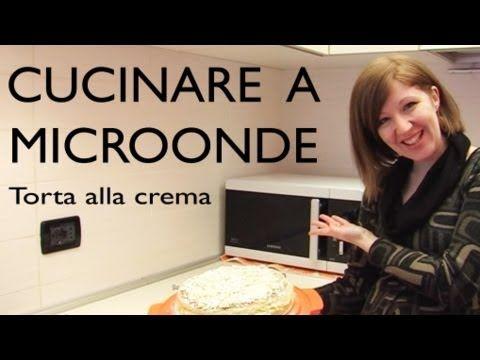 Torta a MICROONDE (Cucina Veloce)