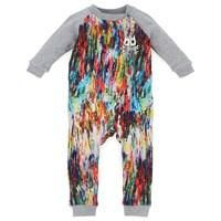 Buy Munster Kids Grey Marl and Paint Splat Babygrow £28.8 from Boys' Babygrows range at #LaBijouxBoutique.co.uk Marketplace. Fast & Secure Delivery from AlexandAlexa UK online store.