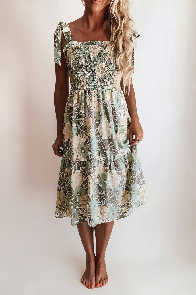 32+ Smocked top dress ideas
