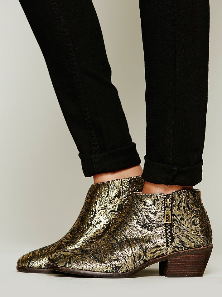Very Volatile Opulence Ankle Boot - Free People