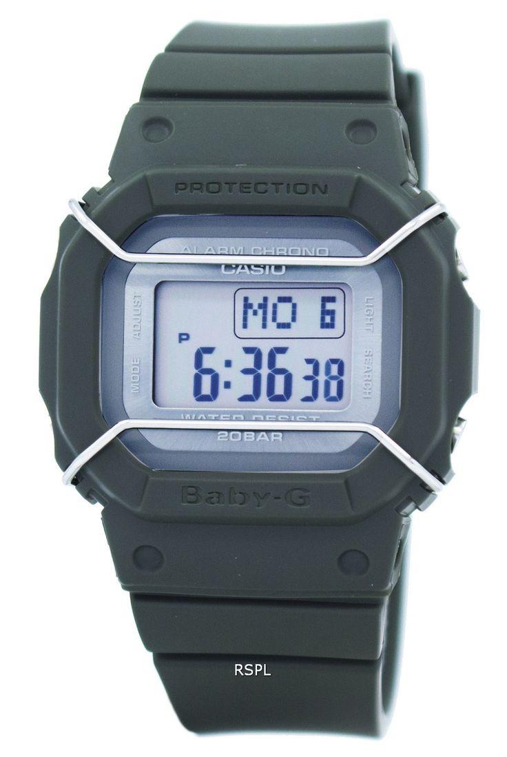 Casio Baby-G Digital 200M BGD-501UM-3 Women's Watch