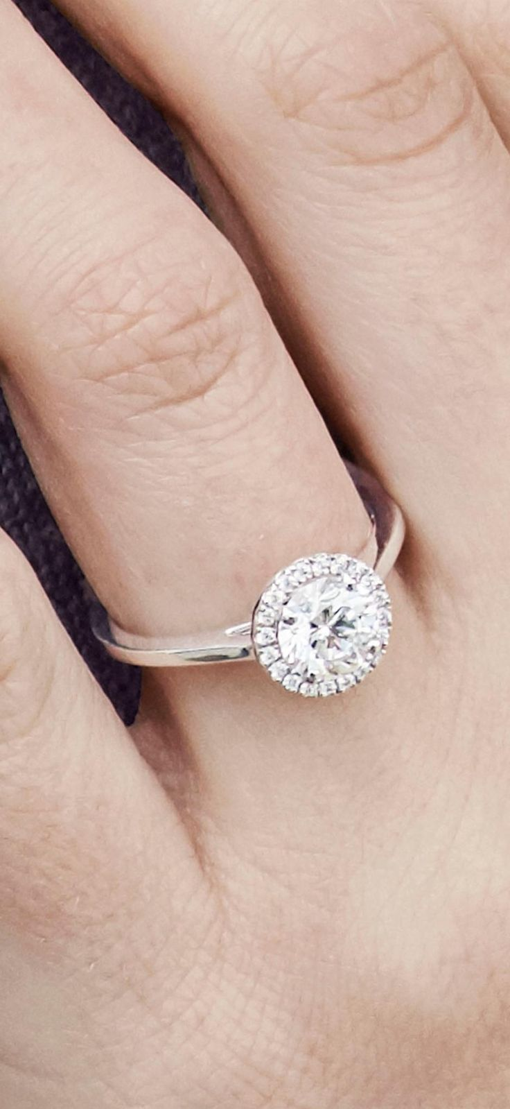 Your best and brightest accessory begins with finding the perfect diamond…