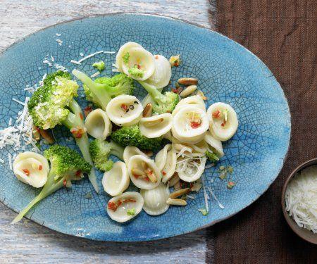 Rezept: Orecchiete-Nudeln mit Brokkoli