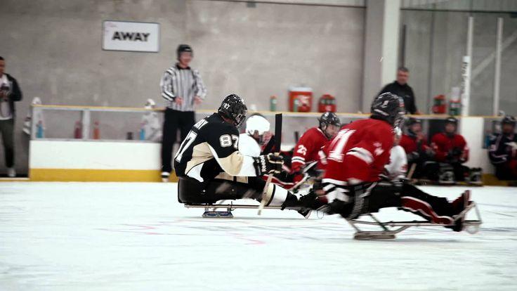 Gatorade – Sledge Hockey– Game Highlights