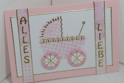 Wo Ideen fliegen lernen...: Babykarten