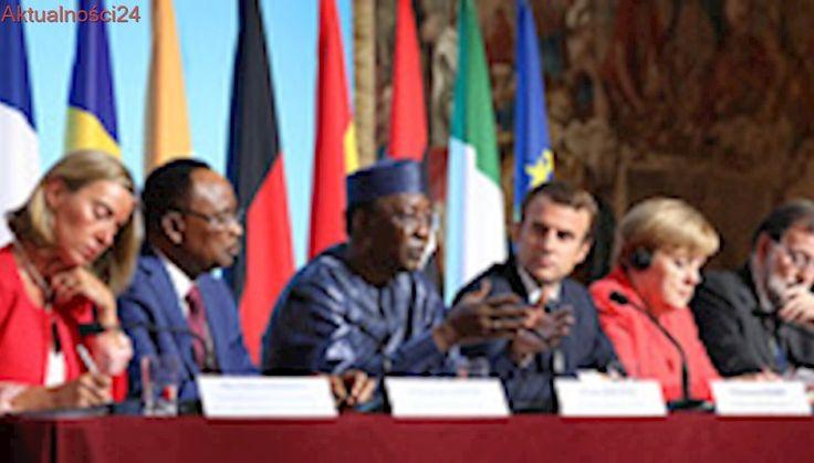 Szczyt nt. migracji: Wnioski o azyl będą rozpatrywane już w Afryce?