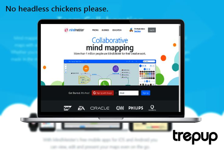 Collaborating on a project? Map what's going on in everyone's head using MindMeister. http://trepup.co/26VAEG1