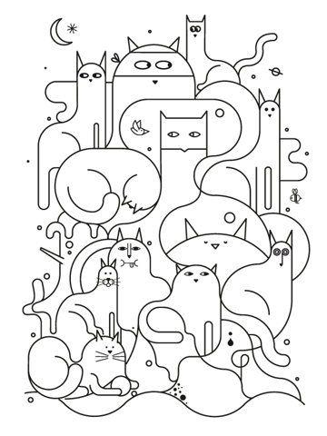 .. crazy cat lover :)