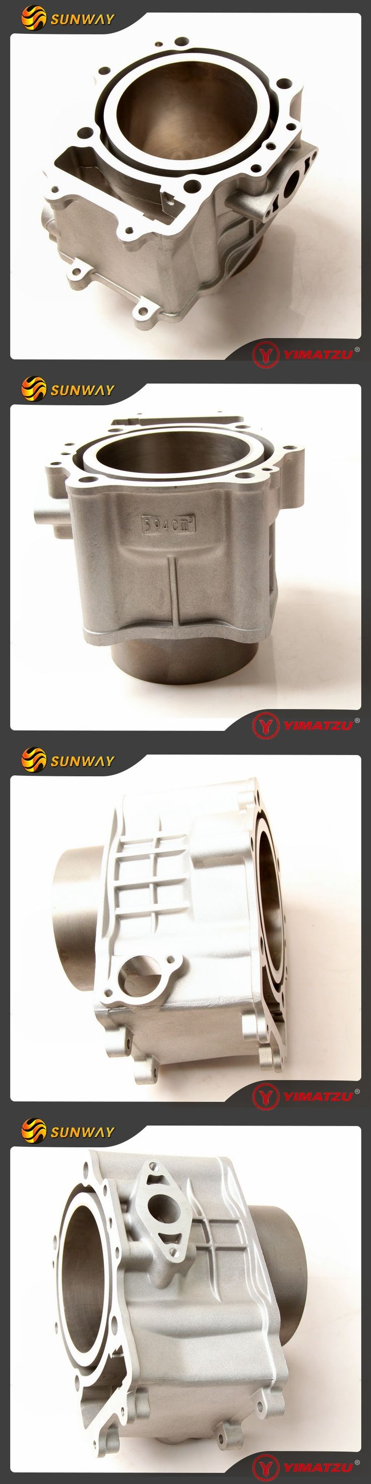 SUNWAY ATV Quad Parts 96MM Cylinder for CFMOTO CF625 X6  ATV Quad Bike Parts Number:0600-023100 Free Shipping