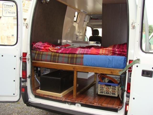 1000 ideas about amenagement utilitaire on pinterest for Du tellier meuble
