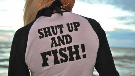 10 of our favorite (and rather amusing) fishing quotes :)