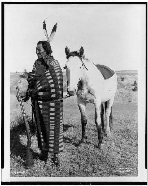 1900-Crow Dog,Sioux,Dakota Indians