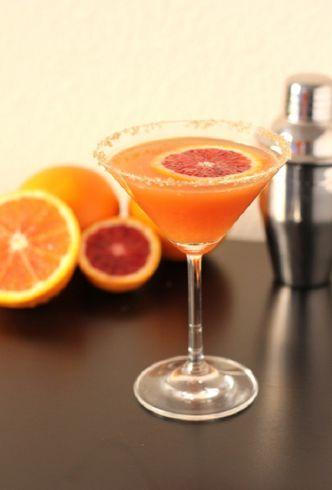 Spicy Citrus Cocktail Recipe