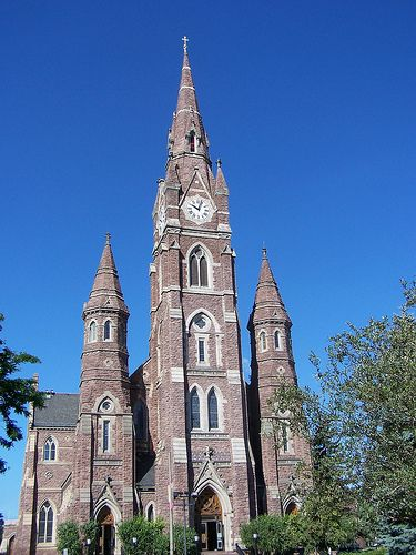 Pennsylvania | St. Peter Catholic Cathedral in Erie, PA - From your Trinity Stores crew.