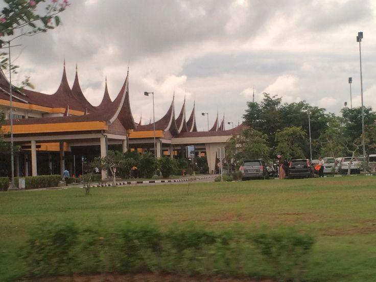 Bandara Minang kabau