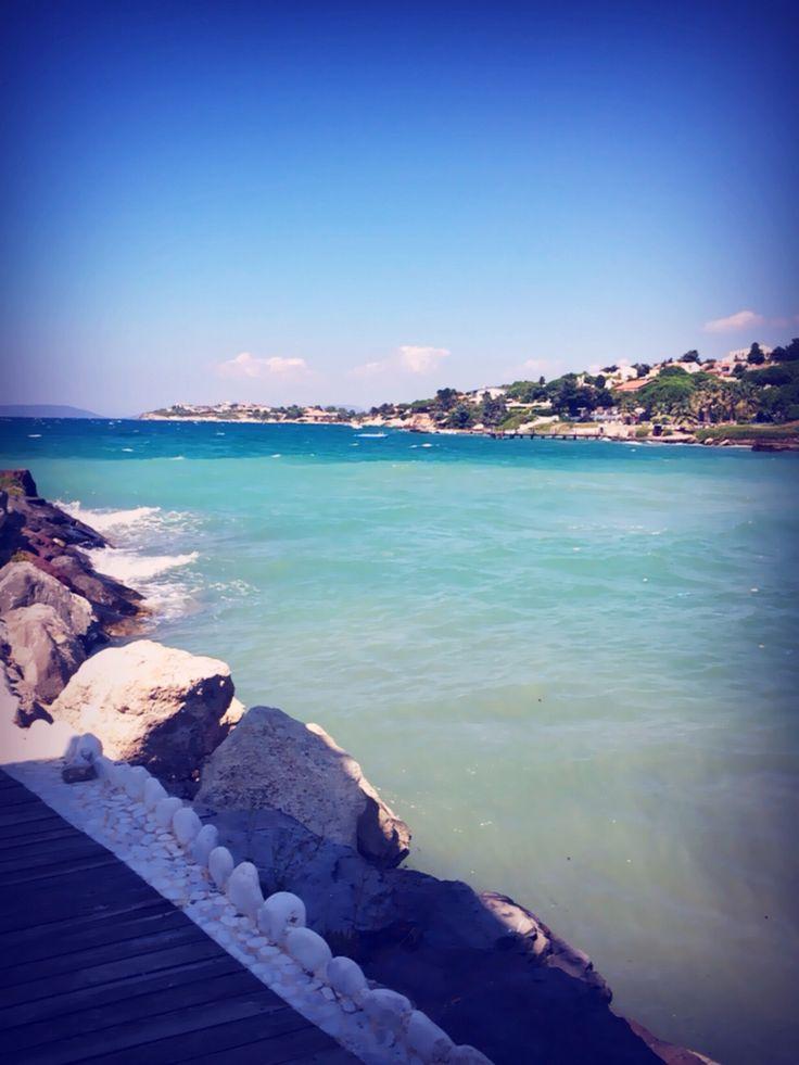 Çeşme ılıca plajı