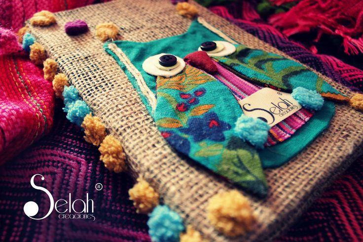 Agenda 100 % hecha a mano Chile ♥ Fan Page ♥ Facebook ♥ Twitter ♥ Flickr ♥ selah.creaciones@gmail.com