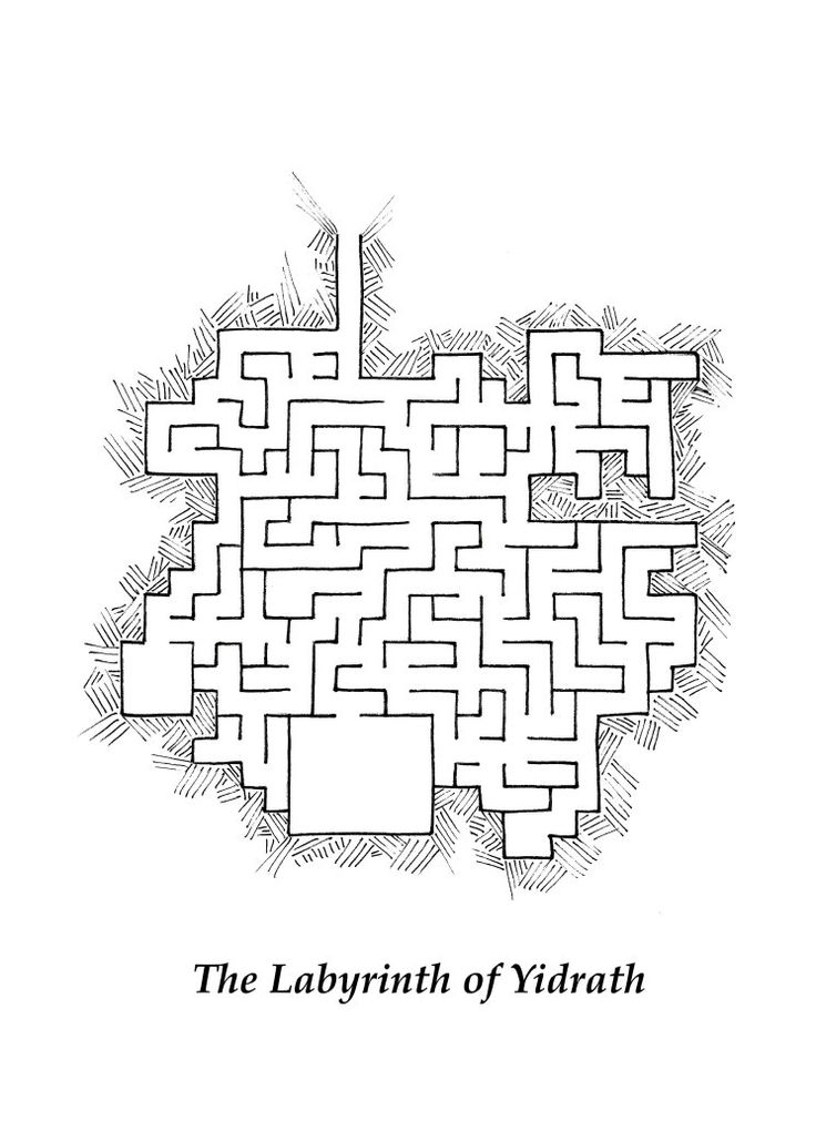 The Labyrinth of Yidrath