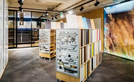Sisustusarkkitehtitoimisto dSign Vertti Kivi & Co. Puustelli store