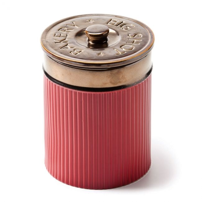 Shotgun Shell Canister/Cookie Jar  For  $64.99