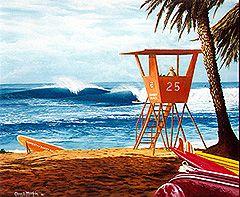 Glenn Martin | COTW Surf Artist