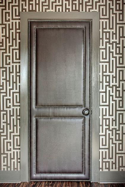 28 besten gepolsterte t ren upholstered doors bilder auf for Interior auf deutsch
