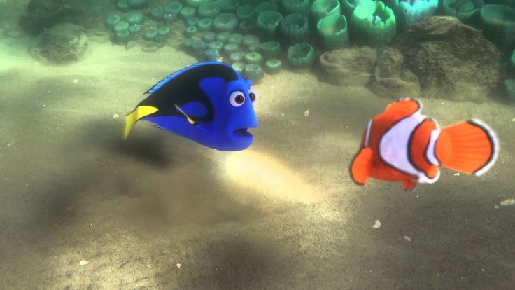 Finding Dory Trailer - 2016 Pixar Animation