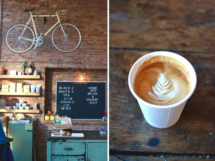 Amsterdam West: Lot sixty one Coffee at bouncespace