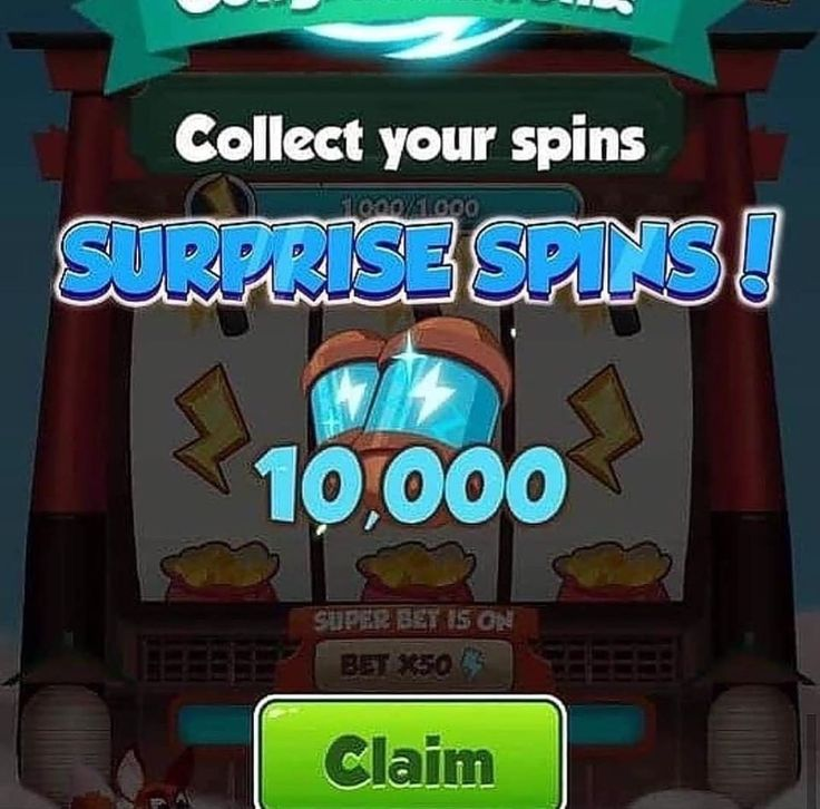 Pin on Free Spins and Coins Daily from Coin Master