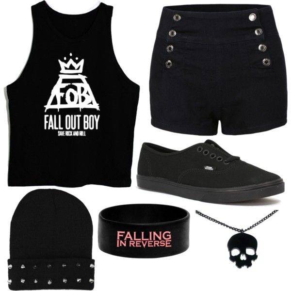Untitled #6 by ronnieradkemine on Polyvore featuring polyvore fashion style Vans