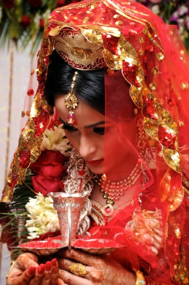 37 best nepali wedding images on pinterest bride the bride and nepali bridepic shared from arden the beauty point junglespirit Image collections