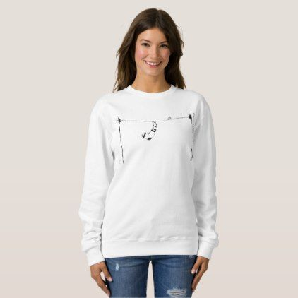 Sox on a telephone line sweatshirt  $31.95  by IsTodayTuesday  - cyo diy customize personalize unique