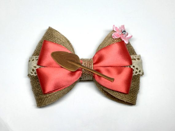 Is That the Ocean, or Just This Moana Hair Bow Calling My Name?