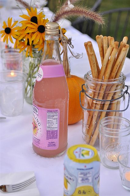 End of summer Dinner Party by yourhomebasedmom, via Flickr