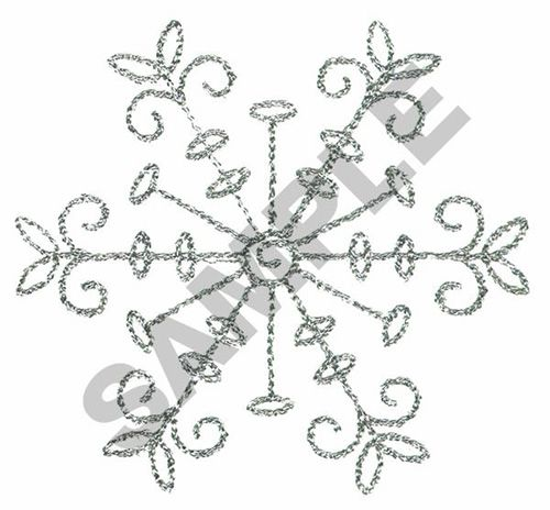 25+ unique Snowflake embroidery ideas on Pinterest